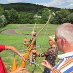 Boogschieten in Zuid-Limburg